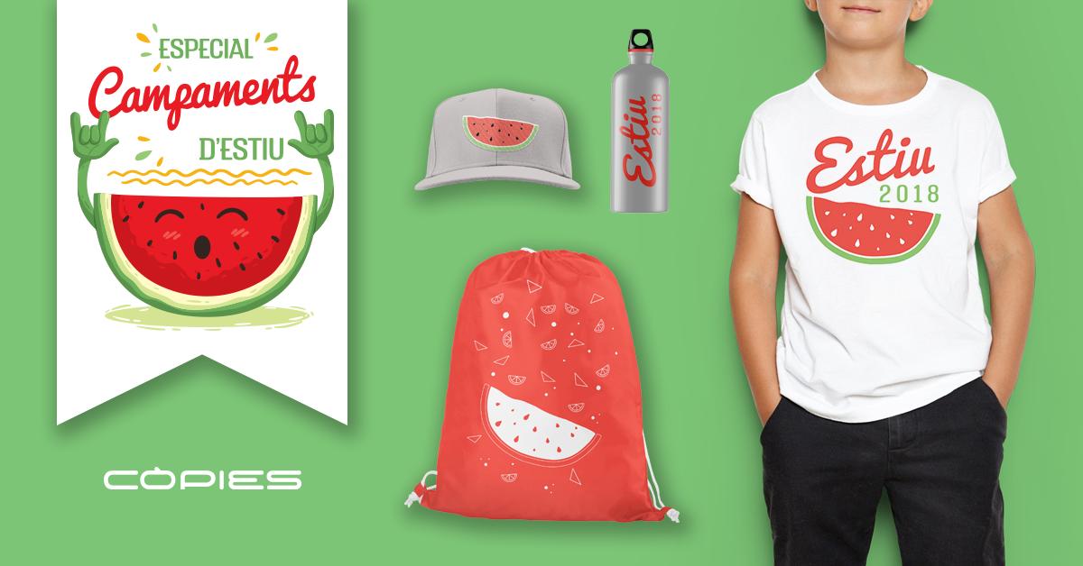 camiseta-gorra-verano-campamento-bolsa-cantimplora-copies